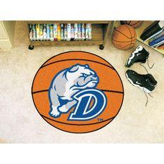 Drake Bulldogs NCAA Basketball Round Floor Mat (29)