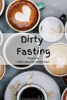 Intermittent Fasting can be hard for some so they try a different version called dirty fasting. Some people do not even know they are fasting dirty. It can affect your weight loss and here is why. Weight Loss Tips, Lose Weight, Crockpot, Diet Pepsi, Bulletproof Coffee, Health Tips, Women's Health, Cravings, Latte