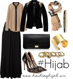 Hashtag Hijab Outfit #34