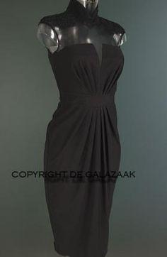 Little black dress | De Galazaak - Galajurken en feestjurken in alle prijsklassen