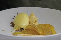 Toffee, Vanilla, Artisan, Ice Cream, Apple, Breakfast, Food, Innovative Products, Restaurants