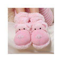 Pig Slipper Socks