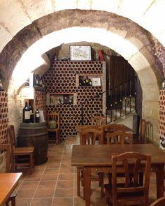 Cueva para el vino como en otros tiempos