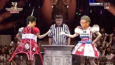 Okinawa Conflict Finally Settled By Cosplay 'Jan Ken' Tournament