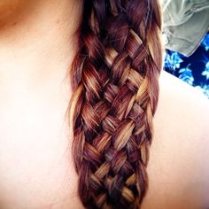 11 Strand Braid-Photo taken by @jeaniesyfu on Instagram, pinned via the InstaPin iOS App! (04/22/2014)
