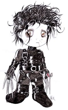 Edward Scissorhands by suanmi