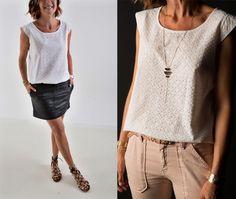 UneSourisDansMonDressing : vêtements femme et accessoires de mode, modèles tendance faciles à porter.