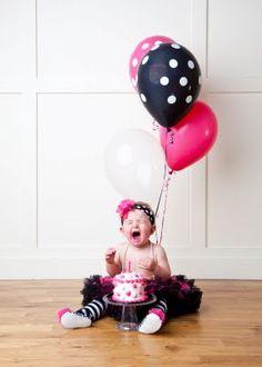 "1st Birthday ""I'll cry if I want to"""