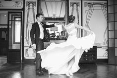 Mademoiselle de Guise | Robe Camille Collection 2015 / Photo : Nicolas Grout / Weddingdress / Robe de mariée / Paris