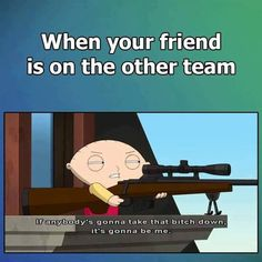 Stewie speaks the truth!