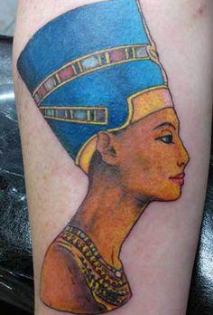 Gallery For > Nefertiti Tattoo Sleeve Afro Tattoo, Drug Tattoos, Cool Tattoos, Tatoos, Egyptian Queen Tattoos, Egyptian Tattoo, African American Tattoos, Nefertiti Tattoo, Egyptian Women