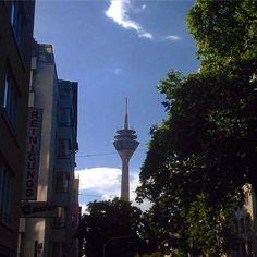 Auf geht's in die neue - sommerliche - Woche :-) #duesseldorf #bilk #urban