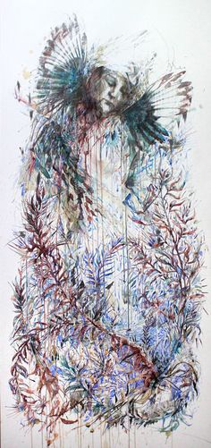 1 for Sorrow by Carne Griffiths, via Behance