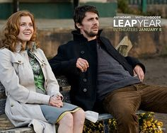 The movie, Leap Year. You would think they would NEVER be together.