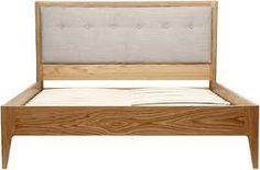 Image result for Stockholm Double Wooden Bed Frame