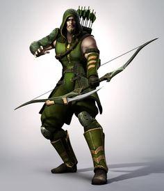 Injustice: Gods Among Us – Green Arrow