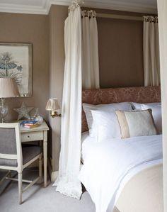 letto in ferro battuto con baldacchino. http://www.gbsfirenze.com ... - Camera Da Letto Con Baldacchino