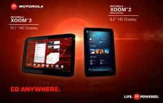 Motorola Mobility to Launch Two New Tablets in Poland