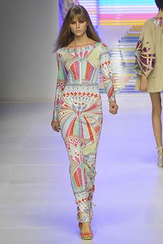 Emilio Pucci Spring 2008 Ready-to-Wear - Collection - Gallery - Style.com