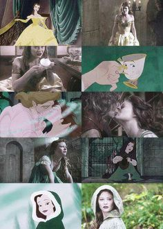 Rumbelle + Beauty and the Beast