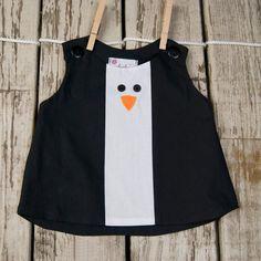 Penguin Party :: dress