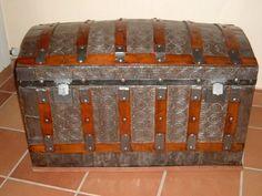 Baúles antiguos y modernos | Hacer bricolaje es facilisimo.com