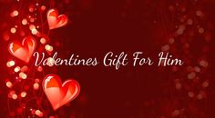 Stuck for Valentine's gift ideas for your boyfriend, fiance or husband?These Valentines Gift For Him ideas are sure to win over your hard-to-shop-for boyfriend or husband this Valentine's Day.