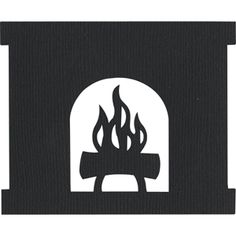 Silhouette Design Store: Fireplace