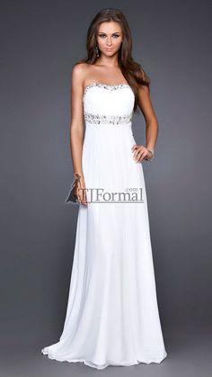 Grecian Style bridesmaid