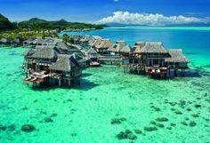Bora Bora, Islas polinesias