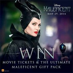Do you have what it takes to be the Maleficent Fan of the Week? Submit a Maleficent-inspired photo this week for your chance to win two round-trip, main cabin flights from Virgin America. Maleficent Quotes, Maleficent 2014, Angelina Jolie Maleficent, Maleficent Movie, Old Disney, Disney Love, Virgin America, Movie Tickets, Disney Villains