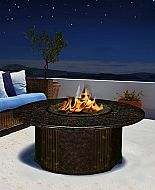 Fire pits provide outdoor lighting and heat via the burning of coals and or wooden logs. Modern Outdoor Fireplace, Outdoor Fireplaces, Outdoor Lighting, Outdoor Decor, Gas Logs, Stove Fireplace, Nebraska Furniture Mart, Grey Glass, Outdoor Settings