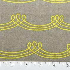 Whirlwind Linen Cotton + Steel Fancy Tiger Crafts
