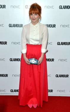 Alice Levine in Paule Ka - Best and Worst Dressed at the Glamour Women of the…
