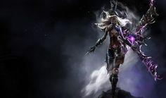 Nightblade Irelia League Of Legents