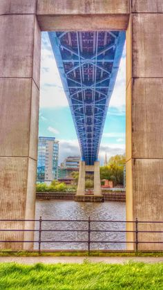 Newcastle Metro Bridge - Newcastle Upon Tyne