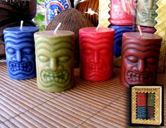 everyone needs at least one set of Tiki candles!