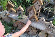Small world play simply fun - backyard садовые идеи, игровые Outdoor Play Spaces, Kids Outdoor Play, Kids Play Area, Backyard For Kids, Play Area Outside, Backyard Play Areas, Kids Fun, Kids Yard, Small Yard Kids