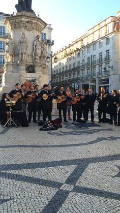 Praça de Camoes, Bairro Alto - Lisbon