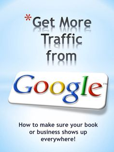 Do you know how to get more traffic from #Google? Study your traffic first!