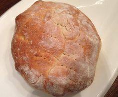 Rezept Griechisches Fladenbrot/ Pitta von MariaLuca - Rezept der Kategorie Brot & Brötchen