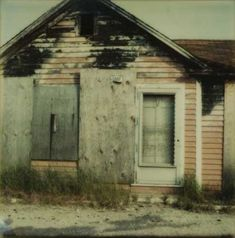 Walker Evans Polaroids - Yahoo Image Search Results