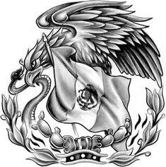 Image result for aztec bird