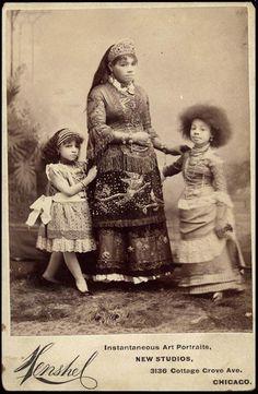 Sideshow: Circassian Girl