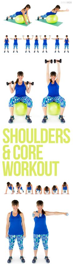 Work those arms and shoulders with this heart pumping workout!