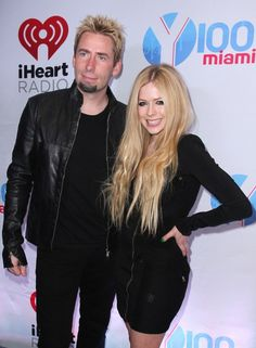 Casais famosos que já se separaram 💔 Avril Lavigne, The Best Damn Thing, Miami, Photos, Gallery, Idol, Famous Couples, Entertainment, Couple