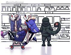 Undertale Comic Funny, Anime Undertale, Undertale Memes, Undertale Ships, Undertale Drawings, Undertale Cute, Undertale Background, Sans Puns, The Villain