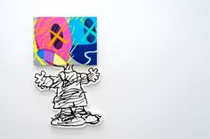 "Image of KAWS ""Man's Best Friend"" @ Honor Fraser Gallery Recap"