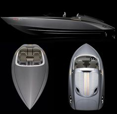 Fearless 28 Yacht by Porsche Design