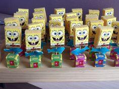 Spongebob traktatie